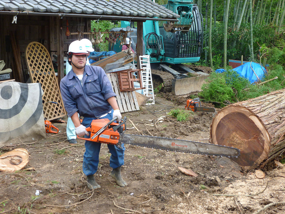 人と環境を育む茨城県久慈郡大子町の企業